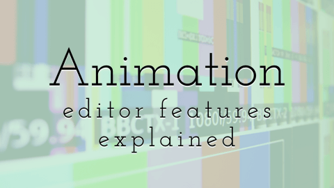 Animation Editor Features Explained
