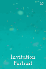Invitation Portrait