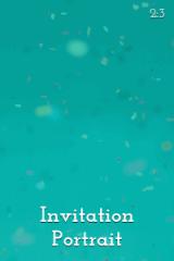 Invitation Portrait