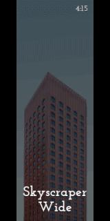 Skyscraper Wide