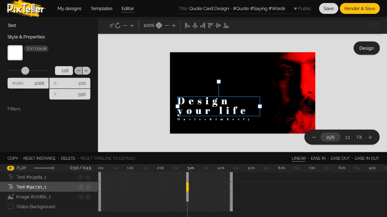 Free GIF Editor Screenshot