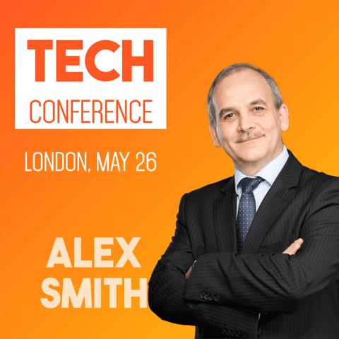 Tech Conference Invitation Design