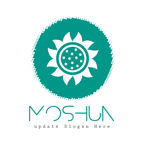 Moshun Logo Example with Transparent Background
