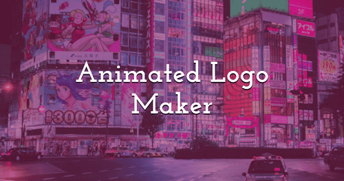 Make your own Animated Logos