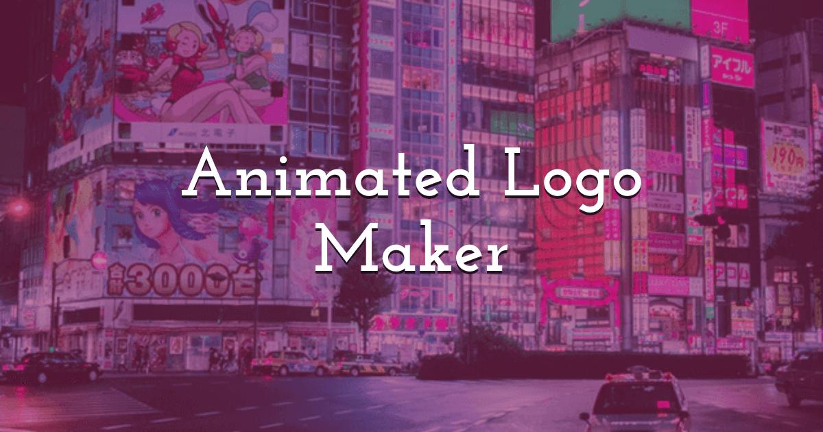 Free Animated Logo Maker: Create Animated Logos with PixTeller