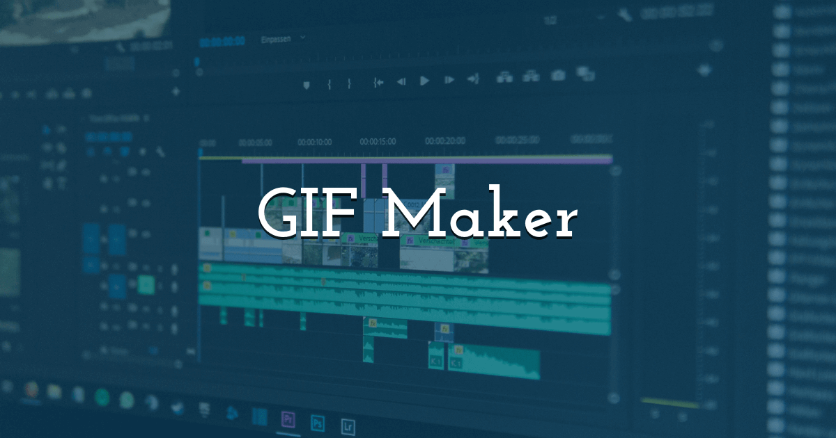 Free Online Gif Maker Create Cool Gifs With Pixteller