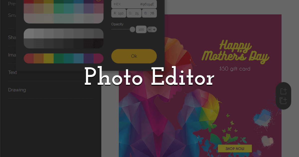 Free Online Photo Editor: Edit Images & Photos in PixTeller